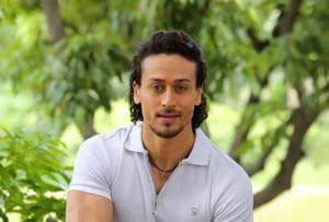 Tiger Shroff wants to go higher than his father Jackie Shroff