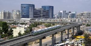 Rapid rail: Delhi to Gurgaon's Cyber Hub in 15 minutes, to Manesar in...