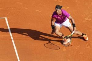 Rafael Nadal beats David Goffin to reach Monte Carlo final