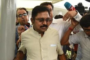 Dinakaran questioned by Delhi Police in AIADMK symbol case
