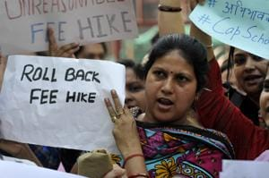 Noida parents take to Twitter against private schools on fee hike