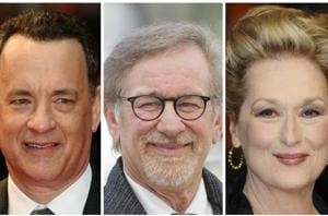 Steven Spielberg's secret Tom Hanks-Meryl Streep film gets release...