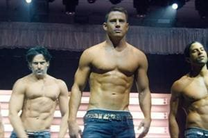 Channing Tatum misses nothing about his former life as a male stripper