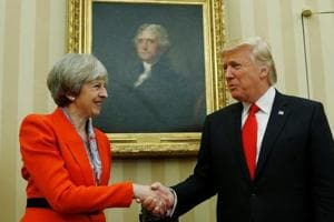 Donald Trump afraid of steps and slopes, UK plans October visit minus...