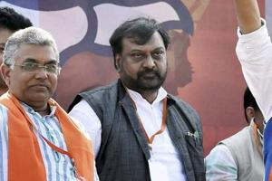 BJP's state unit chief threatens Hindutva's opponents, Trinamool...