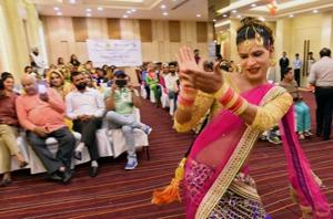 Around 70 transgenders from Nabha, Nawashahar, Jalandhar and Chandigarh  got together to raise their concerns and presented cultural performance during an event to commemorate Supreme Court's historic verdict of 2014.