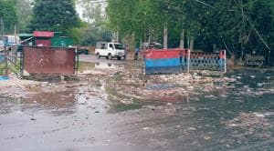 Rain washes down Swachh Bharat Mission in Doon