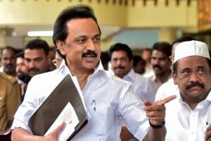 AIADMK flays Stalin for 'proxy regime' remark