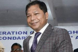 Meghalaya chief minister files FIR over fake Twitter account in his...