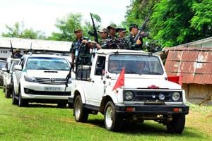 NSCN-IM halves tax on state government employees