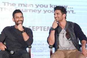 Sushant Singh Rajput backs MS Dhoni, takes a dig at Sourav Ganguly