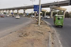 New Gurgaon underpass fails to serve purpose due to poor signage