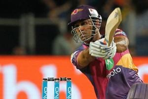 MS Dhoni's knock for Rising Pune Supergiant a tribute to his calm...
