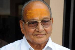 Sargam, Kaamchor director K Viswanath conferred Dadasaheb Phalke Award...