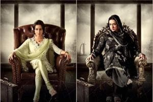 See an aging Shraddha Kapoor in new Haseena: The Queen of Mumbai...