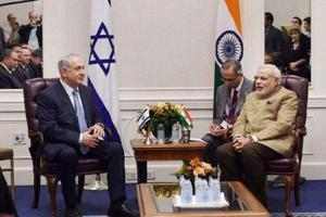 Indo-Israel ties more visible under Modi govt: Israel