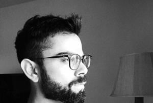 Break the beard: No, thank you, says Virat Kohli