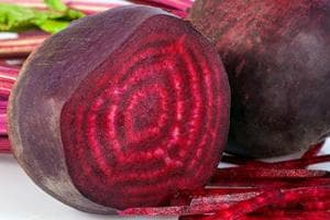 A glass of beetroot juice is the biggest boost you need after...
