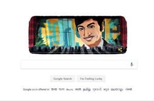 Kannada superstar Rajkumar gets special honour from Google on 88th...