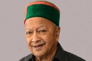 As Shimla prepares for Modi visit, Virbhadra rushes to Kerala