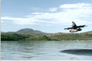 Larry Page backed flying car to go on sale by the end of the year