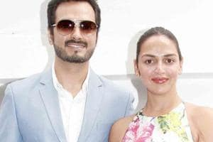 Actor Esha Deol and businessman Bharat Takhtani fell in love while she was shooting for Hema Malini's directorial Tell Me O Kkhuda (2011).