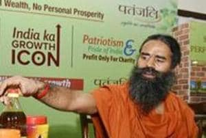 Yoga guru Ramdev's Patanjali Ayurveda's blamed an Uttarakhand government department after the company's amla juice failed to clear a laboratory test.