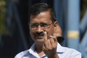 MCD polls: EVM malfunction affected election, alleges AAP's Arvind...