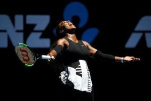 Pregnant Serena Williams back as World No.1