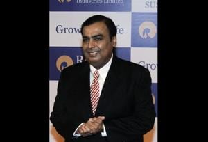RIL settles over 1% higher; mid-cap surges by Rs 5,242 cr