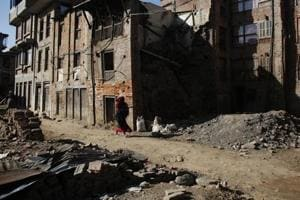 Two years after Nepal quake, slow reconstruction worries world...