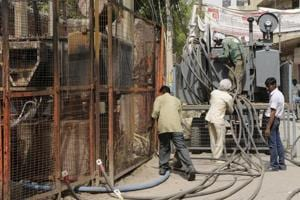 Outages due to overloading of transformers are quite frequent in Noida in summer.