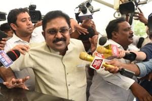 AIADMK symbol case: Dinakaran admits to knowing 'middleman' , say...
