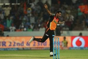 Bhuvneshwar Kumar one of best pacers in IPL history: Muttiah...