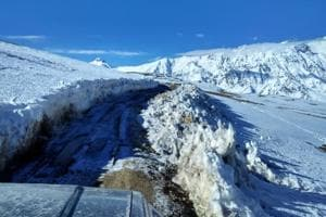 A winter journey into lands end at Spiti valley