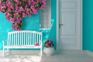 Light curtains to blue walls: Tips on how to make your home summer...