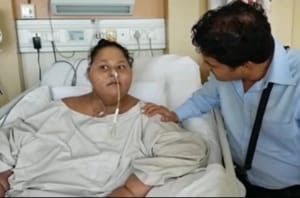 Kin of 'world's heaviest woman' says doctors lying about weight loss,...