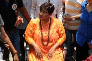 Malegaon 2008 blast case: Bombay high court gants bail to Pragya...