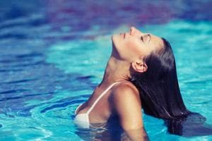 Shampoo schedule and sunscreen use: Tips to keep your hair, skin...