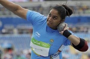 Manpreet Kaur wins shot put gold at Asian Grand Prix, leads world...