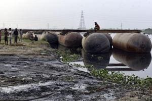 'Accidental damage' to Yamuna already restored by nature, says Art of...