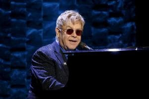 Elton John contracted a 'potentially deadly' infection while on tour