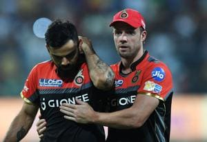 AB de Villiers gives Royal Challengers Bangalore harsh pep talk post...