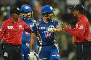 Mumbai Indians captain Rohit Sharma fined for showing dissent in IPL...