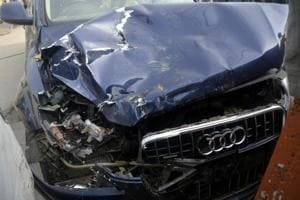 Audi crash: Car owner named accused but booked only under bailable...