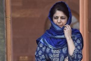 Mehbooba is the buffer the Centre needs in Kashmir