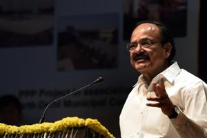 Why are rights activists silent on Naxal attack, asks Venkaiah Naidu