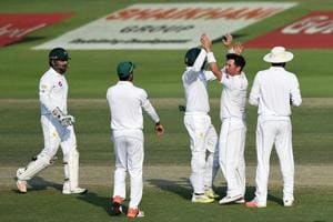 Live Cricket Score, West Indies vs Pakistan, 1st Test, Day 5, Kingston...