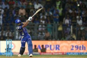Rohit Sharma scores fifty in Mumbai Indians' unsuccessful chase in IPL...