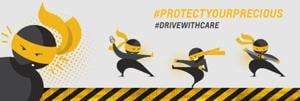 Safety Tips to #ProtectYourPrecious While Driving